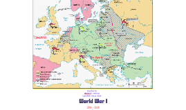 The Great War: WWI 1914-1918 Part 1