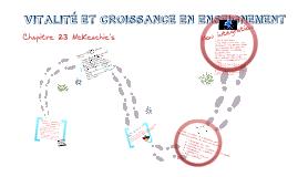 Copy of Chapitre 23 McKeachie's