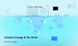 Climate Change & The Artic