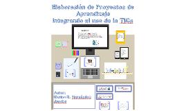 Copy of Proyectos de Aprendizaje