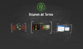 Resumen del Torneo-2013