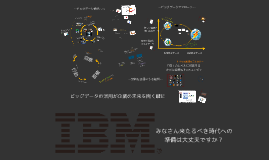 ビッグデータが開く企業の未来
