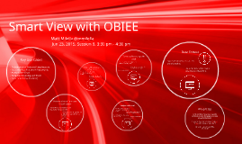 Smart View with OBI