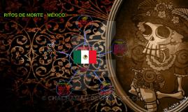 RITOS DE MORTE - MÉXICO