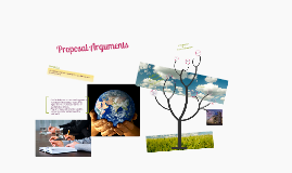 Proposal Arguments