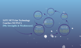 ISTE NETS for Technology Coaches (NETS•C)