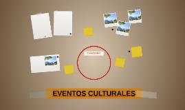 EVENTOS CULTURALES