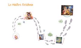 Le maître Krishna