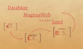 Databáze MagnusWeb