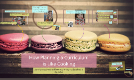 How Planning Curriculum is Like Cooking a Meal
