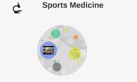 Medicine in sports