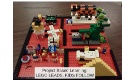 Project Based Learning:  LEGO OF YOUR MISCONCEPTIONS