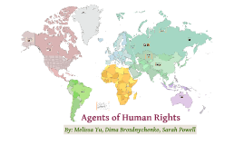 Agents of Human Rights