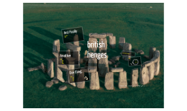 Henges in britain