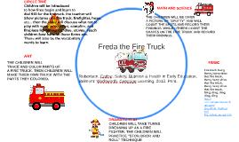 Freda the Fire Truck