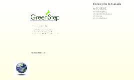 GreenStep Business Presentation