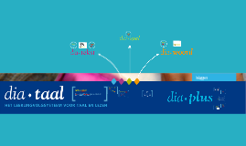 Presentatie Diataal APV