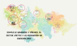 Copy of COMPLEJO GANADERO Y CÁRNICO, EL
