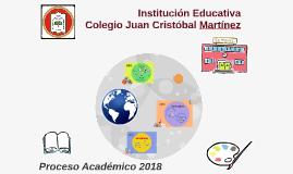 Proceso Académico 2018