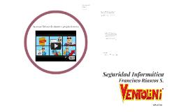 Copy of SEGURIDAD DE LA INFORMACION