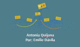 Antonia Quijana