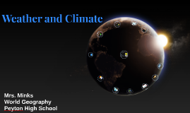Copy of Weather and Climate