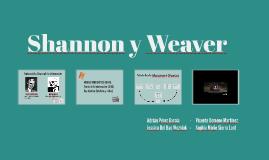 Shannon y Weaver