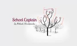 school captain