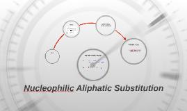 nucleophilic aliphatic