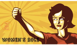 WOMEN`S ROLE