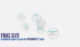 Associa-Med l Candidature pour le poste de TRESORIER LC Tunis