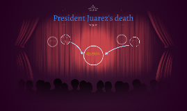president Juarez death