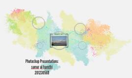 Photoshop Presentations