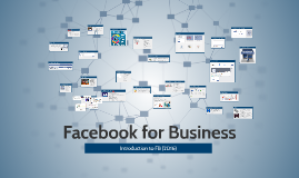 Facebook for Business purposes