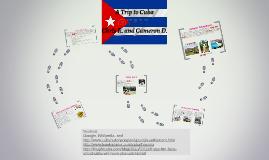 Copy of Cuba Trip