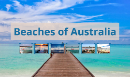 Beaches of Australia