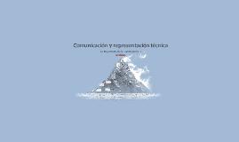 Comunicación y representacion técnica