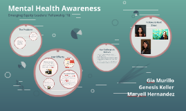 Mental Health Knowledge in Education