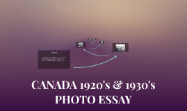 s and s photo essay by shilpa b on prezi copy of 1920s and 1930s photo essay
