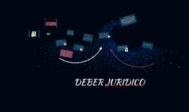 Copy of DEBER JURIDICO
