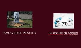 SMOG FREE PENCILS