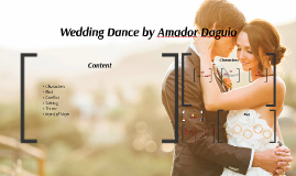Sandente Blog Archive Wedding Dance By Amador T Daguio Full Story