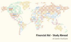 Financial Aid - Study Abroad