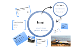 Ryan Air Business Strategy