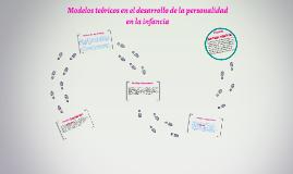 Copy of Modelos teóricos en el desarrollo de la personalidad en la i