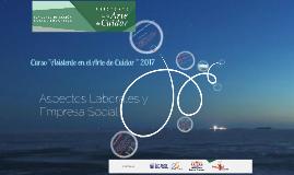 Copy of Arte de Cuidar  - Laboral 2016