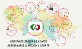 Comercialización de Guajes artesanales a México y Canadá