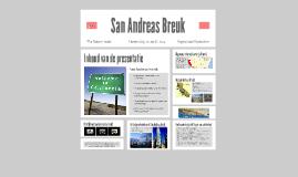San Andreas breuk