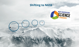 Shifting to NGSS