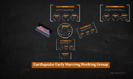 Earthquake Early Warning